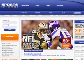 Wager online with Sportsbetting.com